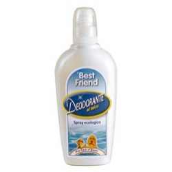BEST FRIEND*DEODORANTE AL TALCO 250 ML