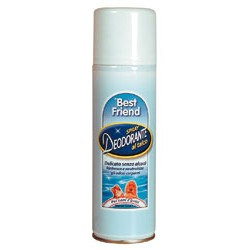 BEST FRIEND * DEODORANTE SPRAY AL TALCO 300ML.