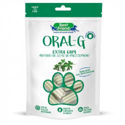 Best Friend Oral-G EXTRA GUM, OLIO PREZZEMOLO 4.2  x 2 x 1.7 cm 75 g