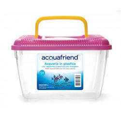 ACQUAFRIEND TRASPORTINO-ACQUARIO C-COPERCHIO IN PLASTICA S 21,5X13,5X14 CM 200 G 2,7 L