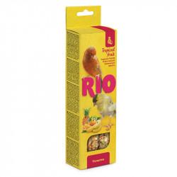 RIO 2 STICK CANARINI, FRUTTA TROPICALE 80 G