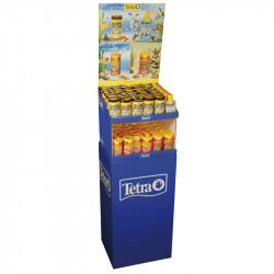 TETRA ESPO DUE RIPIANI + CROWNER 36,5X31,2X80 + 34 CM