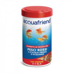 ACQUAFRIEND MANGIME SCAGLIE PESCI ROSSI 200 G 1,2 L