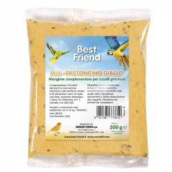 MIX PASTONCINO GIALLO BEST FRIEND 200 GR