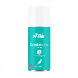 BEST FRIEND * DEODORANTE SPRAY AL TALCO 150ML