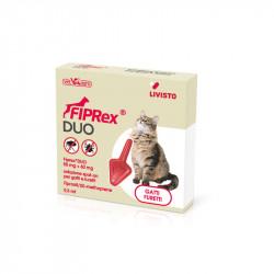 FIPREX DUO SPOT ON GATTI E FURETTI IN BLISTER 0,5 G 1 PIPETTA